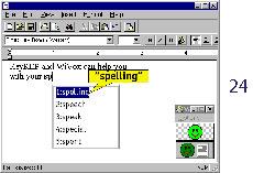 24.Word Prediction Software screenshot